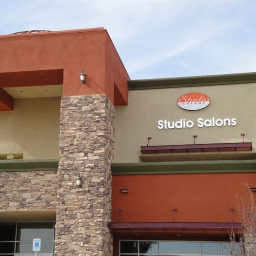 Rainbow Studio Salons Exterior