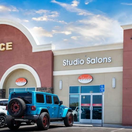 Galleria Studio Salons Exterior