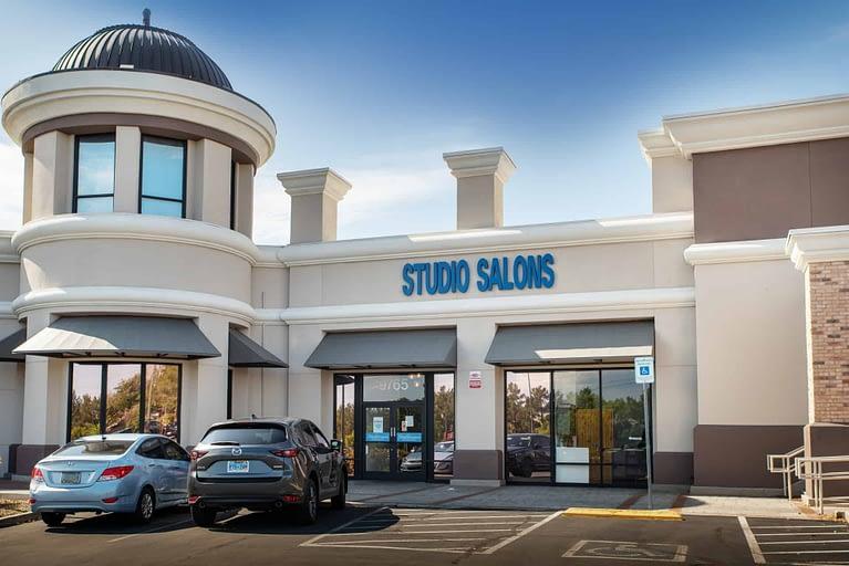 Summerlin Studio Salons Exterior